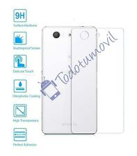 Tempered glass screen protector film for Sony Ericsson Xperia Z3 Compact Rear