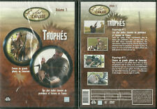 DVD - L' ART DE LA CHASSE : GIBIERS AU CAMEROUN, FAISANS EN FRANCE NEUF EMBALLE