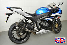 Suzuki GSXR1000 12-16 L2-L6 SP Engineering De Fibra De Carbono Rechoncho Escape Moto GP