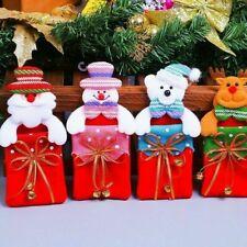 Nicht Gewebt Glocken Geschenk Tasche Weihnachten Aufbewahrung Baum Anhänger Deko