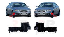 Pour Audi A4 B7 2004 - 2008 Neuf Avant Pare-Choc Support Paire Set L & R