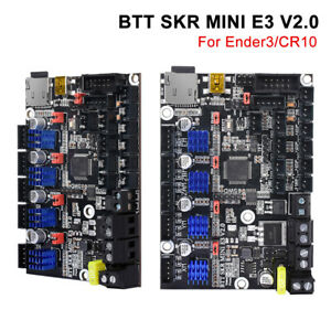 BIGTREETECH SKR MINI E3 V2.0 Control Board With TMC2209 For Ender 3 PRO/5/CR10