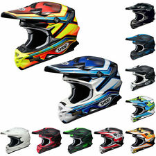 Shoei Off Road Fully Removable Interior Motorcycle Helmets