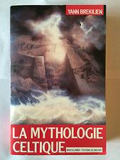 LA MYTHOLOGIE CELTIQUE 1993 BREKILIEN BROCELIANDE CELTE