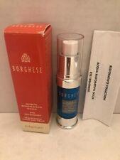 Borghese Acqua Ristorativo Occhi Eye Treatment Cream .5 Oz/15 ml~New In Box~Rare