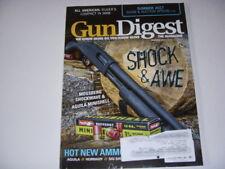 GUN DIGEST Magazine, SUMMER, 2017, RUGER COMPACT 9MM, MOSSBERG SHOCKWAVE!