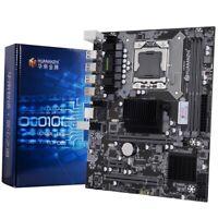 1X(HUANANZHI X58-RX3.0 V110 Motherboard X58 for Intel LGA 1366 X5650 X5675 D9V8