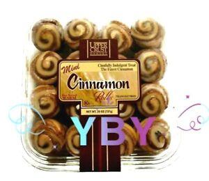 Upper Crust Bakery Mini Cinnamon Rolls 32 CT 26 OZ