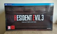 RESIDENT EVIL 3 COLLECTORS EDITION | PS4 | NEW