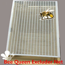 Apis Mellifera Stand Beekeeping Bee Queen Excluder Trapping Grid Net Equipment