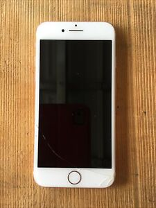 APPLE IPHONE 7 - 32GB USED GOLD/WHITE