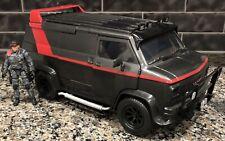 "3.75"" / 1/18Th Scale Jazwares A-Team Van Action Figure Vehicle Loose Gi Joe"