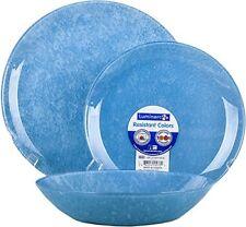 Piatti da cucina blu Luminarc in vetro