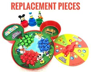 Hi Ho Cherry-O Disney Mickey Mouse Clubhouse Board Game Replacement Pieces
