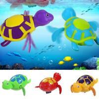 Wind-up Turtle Bath Time Animal Clockwork Floating Kid Baby Swimming Pool