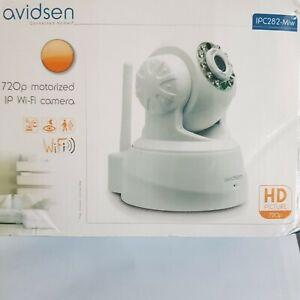 Caméra IP WiFi 720p AVIDSEN
