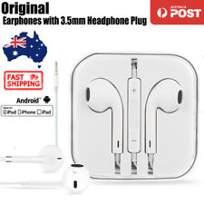 Original iPhone Headphones Earphones For iPod iPad iPhone 5 6 S With Mic Remote