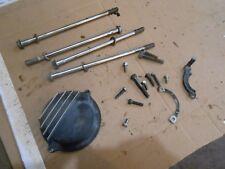 Yamaha Moto 4 350 YFM350 YFM 350 1987 87 top end engine parts cylinder bolts
