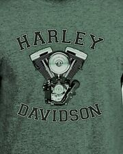 Harley Davidson   Engine Tribute  Graphite Grey T-shirt Ideal   Birthday Gift