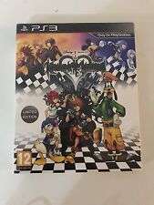 Kingdom Hearts HD 1.5 ReMIX -- Limited Edition (Sony PlayStation 3, 2013) - Eur…
