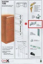 TIMBERLINE #LC-150 LOCKBAR CLIP FOR MULTI-DRAWER DESK LOCK