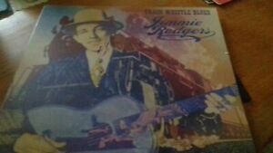 Jimmie Rodgers..lp ..record..
