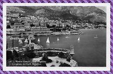 cartolina Monte-Carlo les regata