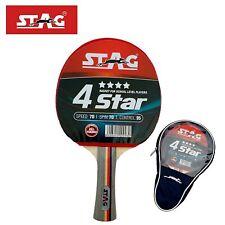 Table Tennis Sports Play Racquet / Bat- 4 Star