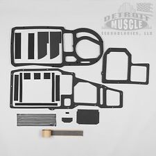 Ford 1965 65 1966 66 1967 67 68 Galaxie AC Heater Box Rebuild Kit Seals DMT