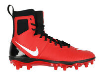 NIKE Force Savage Varsity Football Cleats sz 10 Red Black Vapor Combine Elite