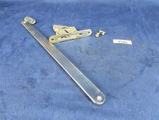 "Kimberley Phonograph 10"" Nickel Coffin Lid Support w/ Screws (1595)"