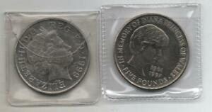 1999 In Memory Diana Princess of Wales £5 COIN, FIVE POUND COIN