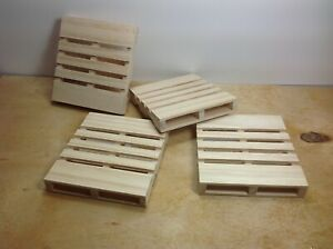 1/6 scale wooden pallet 4 pack diorama vehicle accessory gi joe hasbro 21st elit