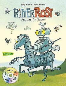 Ritter Rost - Musical für Kinder von Hilbert, Jörg | Buch | Zustand gut