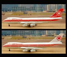 Air Canada Set B747-200 (C-GAGA & C-GAGB), 1:400 Dragon Wings 55434