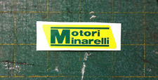 Adesivo Motori Minarelli  -adesivi/adhesives/stickers/decal