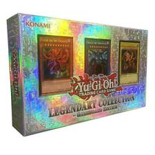 Yugioh Legendary Collection Gameboard Edition Gods Cards Lc01 Toy
