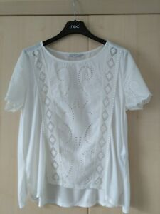American eagle outfitters ivory Blouse Size M