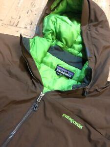 $299 Patagonia Men's Winter Sun Jacket Hoody Coat Puff Shell Mens Size XXL
