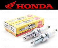 Set of (2) NGK CPR8EA-9 Spark Plugs Honda (See Fitment Chart) #31916-KRM-841