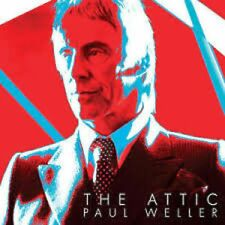 "NEW Paul Weller: The Attic 7"" WHITE Vinyl Record Single colored 2012 yep roc 45"