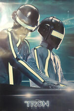 "Tron; Legacy, Daft Punk, Movie Poster 27"" x 39"", New, Shipped in Mailing Tube"