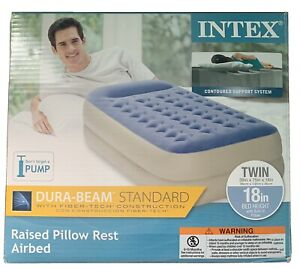 Inflatable Twin Air Mattress Great Condition