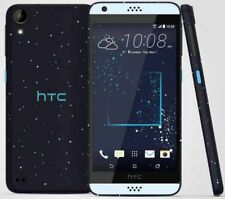 "New HTC Desire 530 Blue Lagoon 16GB GPS NFC 5"" 8MP Android Unlocked Smartphone"