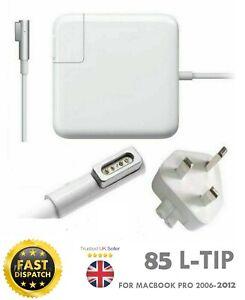 "85W L-Tip Macbook Pro 15 17"" Charger A1222 A1226 A1260 A1281 A1286 A1290 A1297"