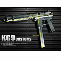 [Academy] #17106 KG9 Custom2 AirsoftPistol Hand 6mm BB ShotGun Toy ⭐Tracking⭐