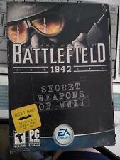 Battlefield 1942 - Secret Weapons of WW2 Add-On von Elec...    PC Game