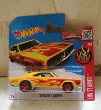 Hot Wheels '69 DODGE CHARGER FAST