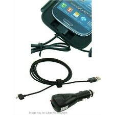 Car Vehicle Charger for Galaxy S3 GT-i9300 fits Ultimate Addons Tough Case