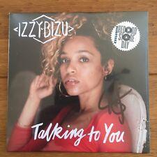 "Izzy Bizu  - Taking To You 7""  Vinyl Signed Sealed"